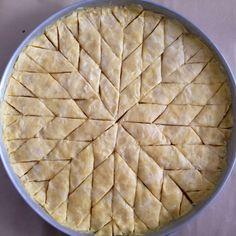 Baklawa aux amandes et noisettes (avec pâte Filo) – Djoudjou se met aux fourneaux!