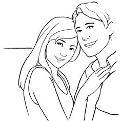 Posing Couples: 25 Sample Poses for Couples Photography - Video School Online