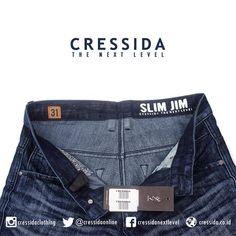 Hello SLIM JIM!! #Cressida #CressidaONL #cressidaclothing #bdg #indonesia #fashion #fashionbdg #fashionblogger #fashionista #style #badboy #otd #denim