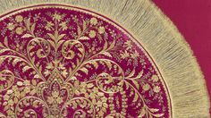 An Ottoman Palace-Quality Silk and Metal-Thread Table-Cover, Turkey, circa 1800 | par OTTOMAN IMPERIAL ARCHIVES