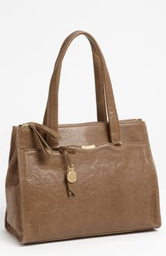 T Tahari 'Olivia' Double Zip Tote available at #Nordstrom