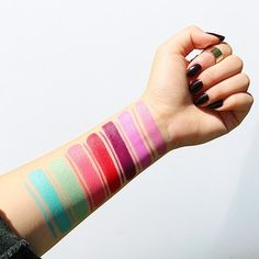 Colour Pop Cosmetics, for $5 a pop.