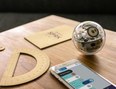 Sphero SPRK Edition App-Enabled BallTeach Your Robot Combine...