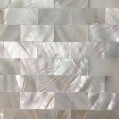 Cheap peel and stick, Buy Quality peel and stick tile directly from China stick kitchen tiles Suppliers: 6 Shell Mosaic Tiles Peel and Stick Mother of Pearl Shell Tile for Kitchen Backsplashes, x White Brick Peel N Stick Backsplash, Peel And Stick Tile, Stick On Tiles, Backsplash Tile, Herringbone Backsplash, Backsplash Ideas, Mosaic Tiles, Wall Tiles, Tiling