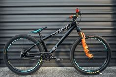 Cody Kelly s Yeti DJ pumptrack bike - Crankworx Rotorua 2017 Hardtail Mtb, Hardtail Mountain Bike, Mountain Biking, Downhill Bike, Mtb Bike, Bmx Bikes, Vtt Dirt, Cross Country Mountain Bike, Dirt Jumper