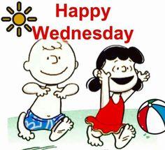 Wednesday happy peanuts