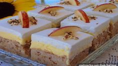 Home - Domaci Recept Apple Recipes, Sweet Recipes, Baking Recipes, Cake Recipes, Dessert Recipes, Bosnian Recipes, Croatian Recipes, Food Cakes, Cupcake Cakes