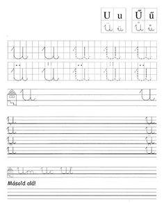 Fotó: Alphabet Worksheets, Sheet Music, Classroom, Printables, Teacher, Album, Activities, Writing, Learning