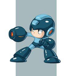 Megaman by ~Fikey on deviantART