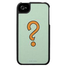 Chance - Orange iPhone 4 Covers
