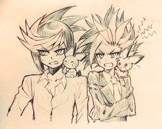 Yugo and Yuto