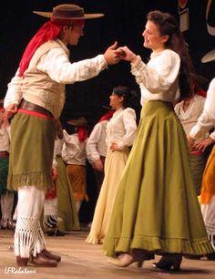 Brazilian Folk Dance