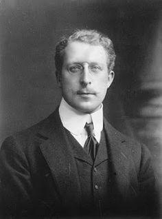 Le roi des Belges Albert 1er en 1910 (8 avril 1875, Bruxelles -17 février 1934)