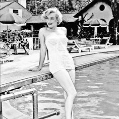 In 1948 Columbia Pictures set Monroe up in the Bel Air Hotel, where the actress stayed on-and-off until 1949.