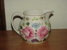 """Image detail for -Here is a nice old """"Southern Potteries"""" Blue Ridge 6"""" - """"Opulence ..."""