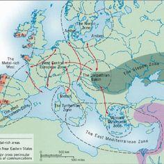 Atlantic Trading Networks.