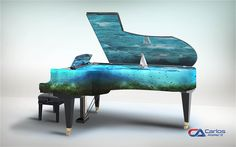 Carlos Atelier2 - Pianomar www.carlosatelier2blog.wordpress.com