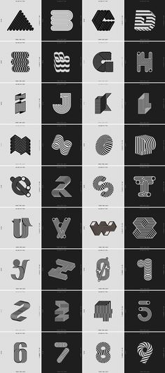 36 Days of Type 2017 entry by Andres Avila.