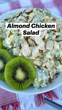 Meat Recipes, Salad Recipes, Chicken Recipes, Meat Meals, Cooking Recipes, Casserole Recipes, Homemade Chicken Salads, Chicken Appetizers, Turkey Salad