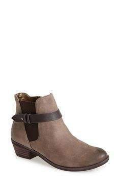 Free shipping and returns on BP. 'Daphne' Leather Bootie (Women) at Nordstrom.com. A lightly distressed finish and a stacked heel further the Western vibe on a short leather boot styled with a gored panel for a custom fit.