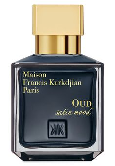 Oud Satin Mood by Maison Francis Kurkdjian is a Oriental Woody fragrance for women and men. This is a new fragrance. Oud Satin Mood was launched in Perfume And Cologne, Perfume Bottles, Mens Perfume, Men's Cologne, Parfum Chloe, Best Perfume For Men, Francis Kurkdjian, Best Fragrances, Fragrance Parfum