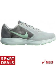 NIKE REVOLUTION 3 ΓΥΝΑΙΚΕΙΟ ΑΘΛΗΤΙΚΟ ΠΑΠΟΥΤΣΙ ΠΡΑΣΙΝΟ ΑΠΑΛΟ Sneakers Nike, Shoes, Fashion, Nike Tennis Shoes, Moda, Zapatos, Shoes Outlet, Fashion Styles, Shoe