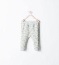 For baby jules ZARA - KIDS - MASKS LEGGINGS