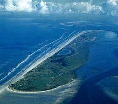 Noth Sea island Juist, Germany