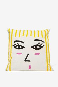 Aelfie Saelfie Pillow -