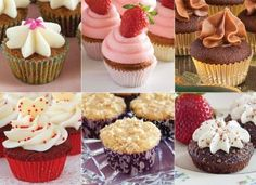 Mini Cupcakes Are Perfect TeaTime Treats