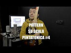 Lezioni di chitarra:pattern su scala pentatonica #4 | Tecnicaperchitarra.com