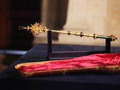 Prague Castle, Crown Jewels, 14th Century, The Crown, Emperor, Crowns, Sword, Cathedral, Bohemian