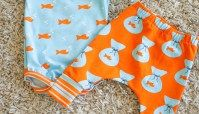 Free Baby Knit Pants Pattern