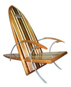broken surfboard furniture - Google Search