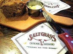 Favorite Copycat Recipes: Saltgrass Steakhouse Copycat Shiner Bock Beer Bread and Honey Butter