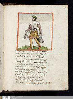 319 [118r] - Frau Untreue - Seite - Handschriften - BLB Karlsruhe