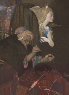 Nadezhda Illarionova, via Art et Cancrelats