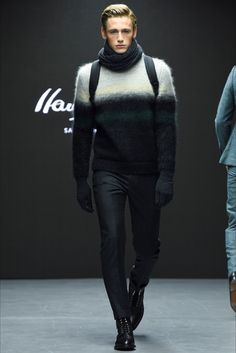 Hardy Amies Fall Winter 2015 | Men's Fashion Week