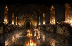 Temple of Erlik (Age of Conan - Unchained)