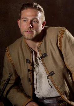 El Rey Arturo (King Arthur) / Charlie Hunnam #CharlieHunnam #KingArthur #ElReyArturo #cine