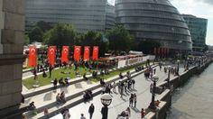 Bandeiras da Turquia em Londres