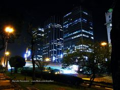 Como é linda a cidade de São Paulo! by Marcelo Fioravanti, via Flickr