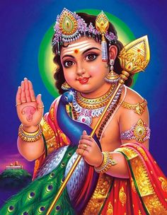 Lord Murugan is also known as Lord Karthikeya, Lord Skanda, Lord Shanmukha, and Lord Subramanya and his grace can be received by chanting the Murugan Gayatri Mantra religiously.