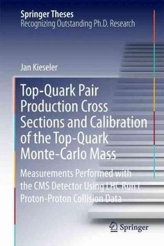 Top-quark Pair Production Cross Sections and Calibration of the Top-quark Monte-carlo Mass: Measurements Performe...