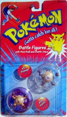 Pokemon Battle Figures with Poke' Ball and Battle Discs - #57 Primeape and #56 Mankey Hasbro,http://www.amazon.com/dp/B0019OMMTS/ref=cm_sw_r_pi_dp_b8Jntb0641ZSBRXM