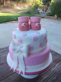 - Baby Jordan baby shower cake