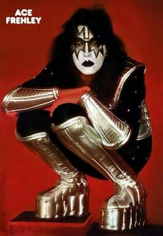 Ace Frehley KISS.  The reason I started playing the guitar.