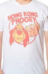 Hong Kong Phooey and Spot T-Shirt