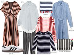 all about the stripes - Style It Up