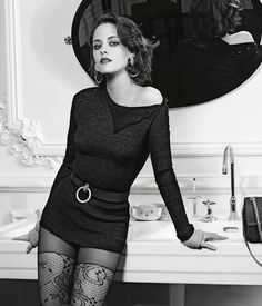 Photoshoot CHANEL's Paris in Rome Campaign 2016
